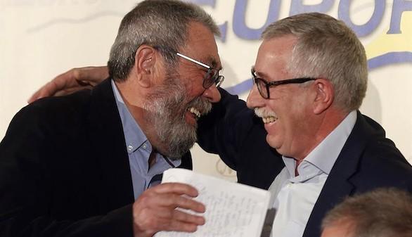 Méndez pide una gran coalición que incluya a Ciudadanos