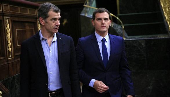 El Partido Popular pide la dimisión de Cantó por compararles con Eta