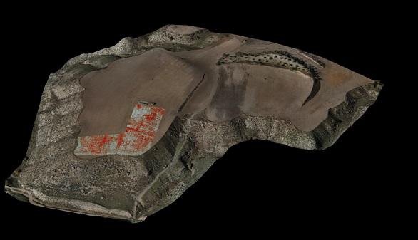 El enigma de Caraca, una ciudad romana en perfecto estado bajo tierra