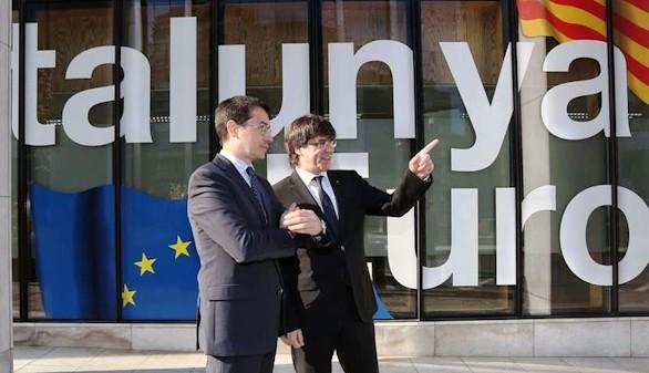 La Unión Europea da la espalda a la Generalidad