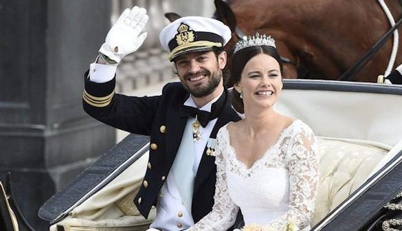 Carlos Felipe y Sofía de Suecia esperan su primer hijo