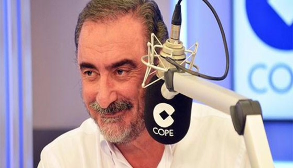 La Cadena COPE sigue aumentado oyentes desde la llegada de Carlos Herrera