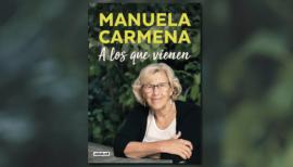 Carmena publica un libro de reflexiones políticas tras abandonar la alcaldía