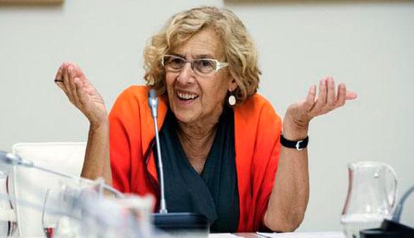 Carmena pide a Podemos que apoye a Sánchez