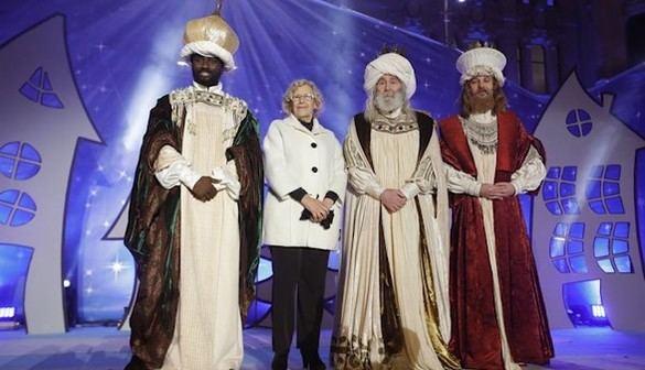 Las Cabalgatas de los Reyes Magos recorren las ciudades españolas