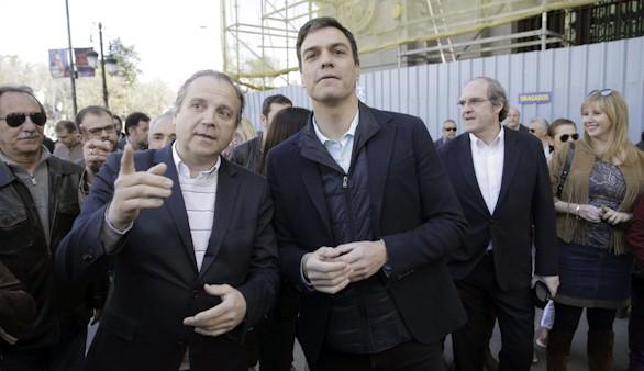 El socialista Carmona se resigna: