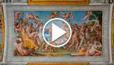 Restaurada por primera vez la Galería Carracci del Palacio Farnesio
