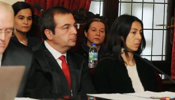 Caso Carrasco: el fiscal rebaja un año su pena para Montserrat y Triana