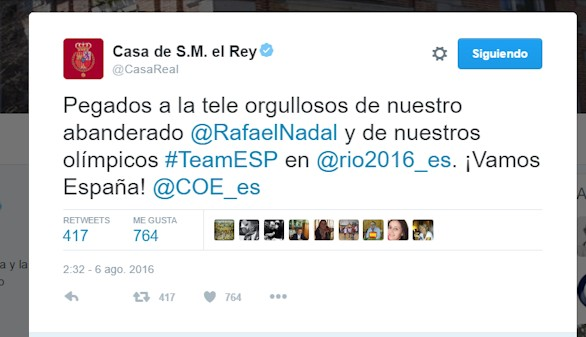Río 2016.