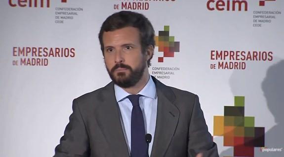 Casado pide saber el coste de los ERTE y el Gobierno responde: entre 4.500 y 5.000 millones al mes