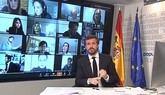 """Casado: """"El PP no apoyará los dos reales decretos si no se modifican"""" porque informan con 'mentiras'"""
