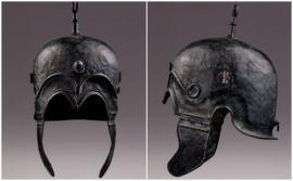 Recuperado el octavo casco celtíbero expoliado en el yacimiento de Aranda de Moncayo