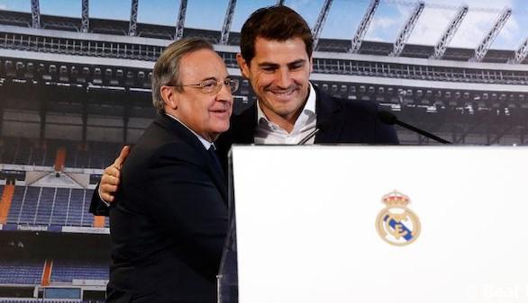 Segunda despedida de Casillas: