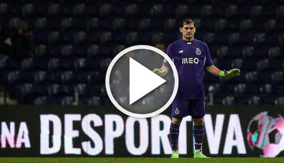 El Oporto sólo se quedará con Iker Casillas si se rebaja el sueldo