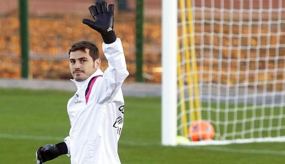 Iker Casillas se plantea abandonar el Real Madrid
