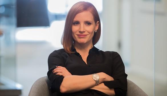 Crítica. El caso Sloane: Jessica Chastain, reina de la función