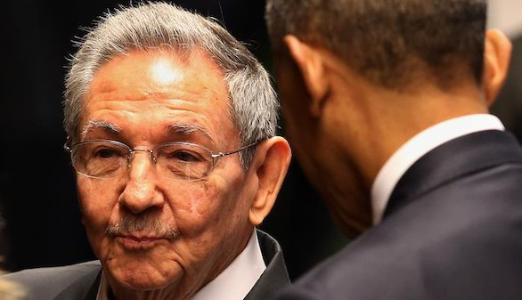 Raúl Castro reta a que le presenten la lista de presos políticos
