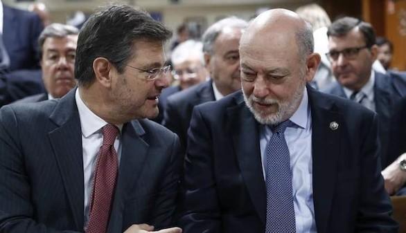 El fiscal superior que hizo frente a la crisis independentista