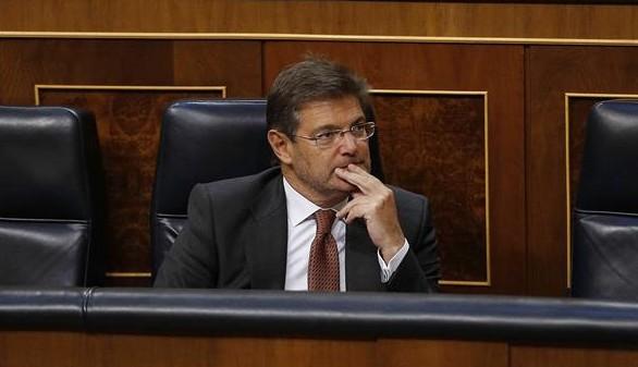 El Congreso de los Diputados reprueba a Catalá, Maza y Moix