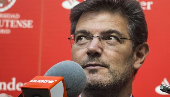 Catalá recuerda a Page que la última palabra sobre el almacén nuclear la tiene el Gobierno