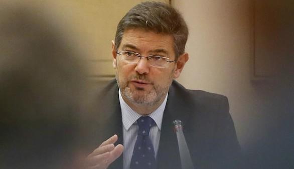Catalá propone fiscales instructores y prohibir indultos a corruptos