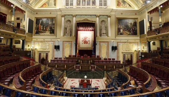 La Mesa del Congreso y el Senado aplazan su decisión sobre CDC