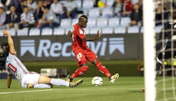 Ángel rescata un punto para el Getafe en Balaídos  1-1