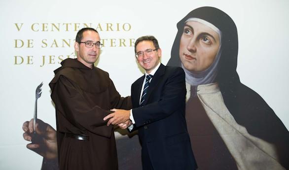 Gira de actividades culturales por el V Centenario del Nacimiento de Santa Teresa