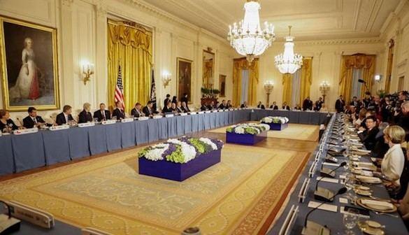 Las grandes potencias abordan el problema de la seguridad nuclear