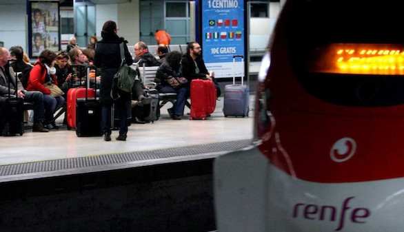Un nuevo robo de cable en Cercanías de Barcelona podría afectar al servicio varios días