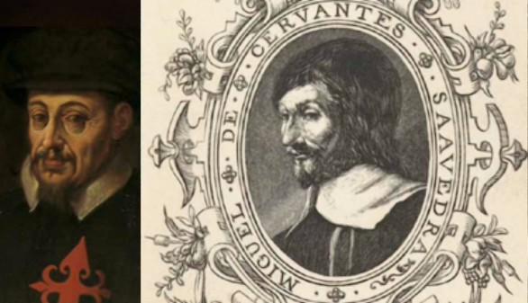 El retrato de Cervantes que Jorge Francisco Jiménez Jiménez no quiso mostrar es verdadero