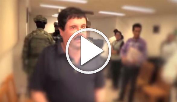 Así capturó México al 'Chapo' Guzmán