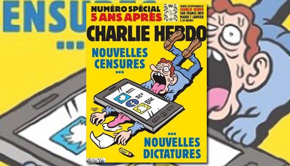 Cinco años del atentado de Charlie Hebdo: