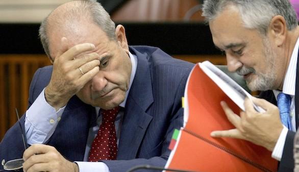 Apartado del caso de los ERE el juez ex alto cargo de la Junta