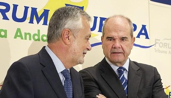 Chaves y Griñán, de nuevo ante el juez por los ERE