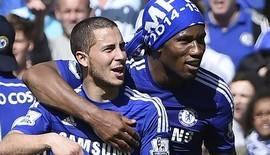 El Chelsea recupera su cetro lanzado por Mourinho, Hazard y Fábregas