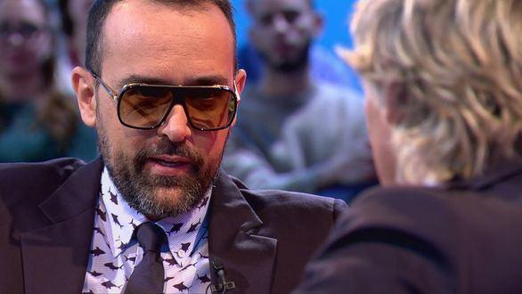 Jesús Calleja fue unos de los invitados de Risto Mejide en 'Chester: No limits'.