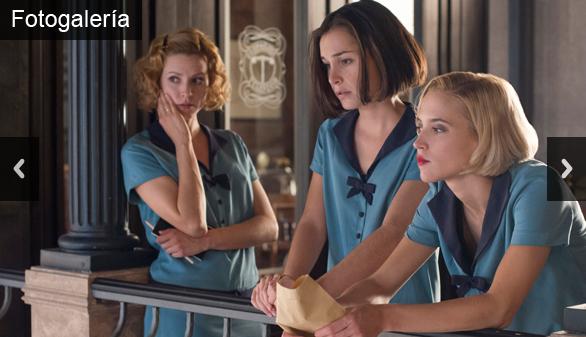 La serie Las chicas del cable se estrena esta viernes en Netflix