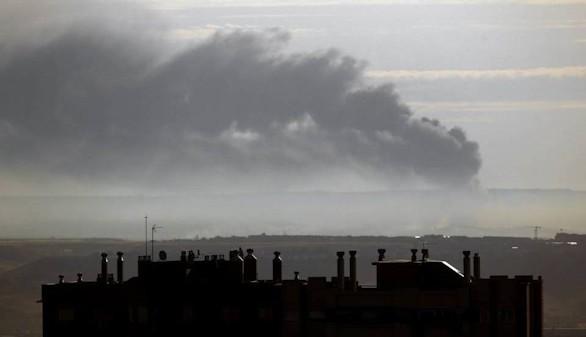 Arde una planta ilegal con 20.000 toneladas de residuos tóxicos