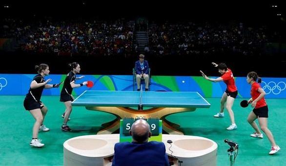 China logra el tercer oro consecutivo por equipos femeninos