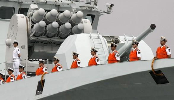 ¿Un puñado de arena detrás de la próxima crisis económica y militar mundial?
