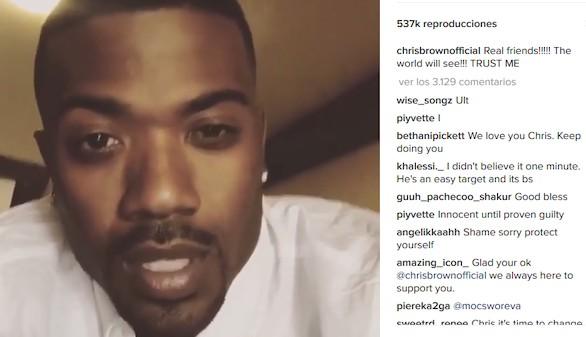Chris Brown, acusado de nuevo de atacar a una mujer