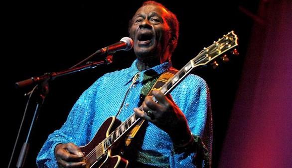 Fallece a los 90 años la leyenda del rock Chuck Berry