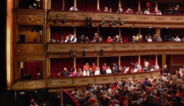 Ciclo de Lied, del Teatro de la Zarzuela al Auditorio de Barcelona