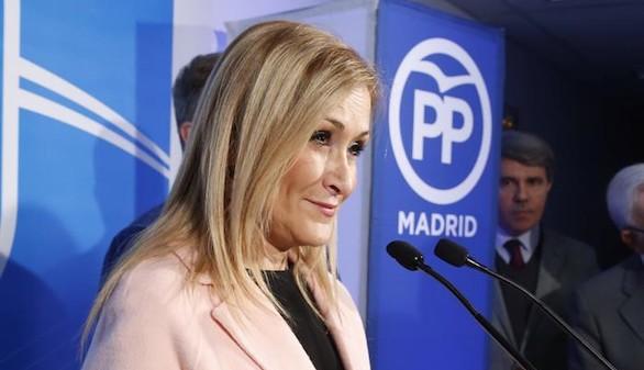 Cifuentes se presentará como candidata a presidir el PP de Madrid