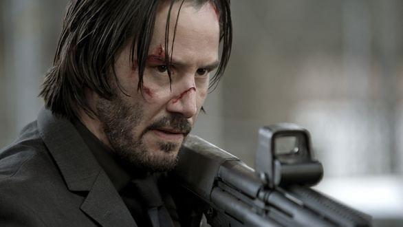 Keanu Reeves protagoniza la saga 'John Wick'.