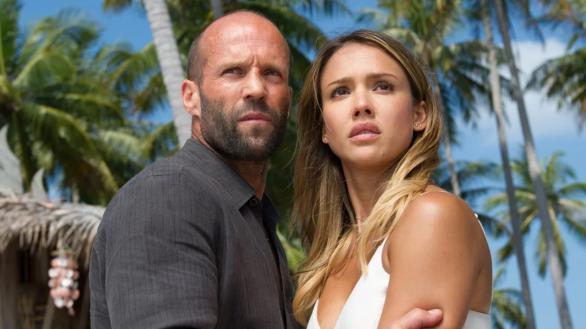 Jason Statham y Jessica Alba protagonizan 'Mechanic: Resurrection'.