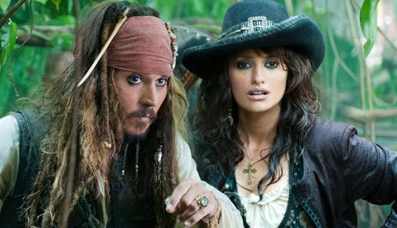 Penélope Cruz y sus Piratas del Caribe enderezan el rumbo de Cuatro