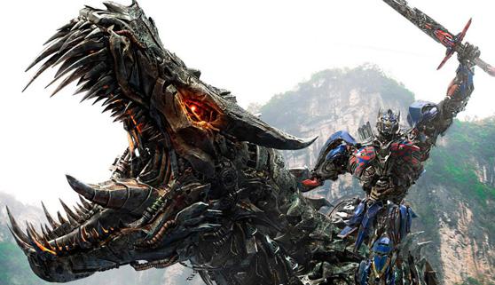 Transformers 4 se impone en un domingo de cine