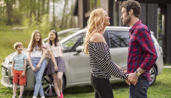 Citroën C4 Picasso, como un segundo hogar para las familias